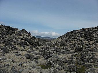 Lavafields, Armarstapi, Iceland