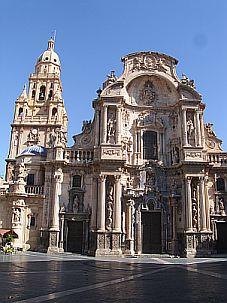 travel and talk murcia photograph,emma gray travel writing,travel spain,travel europe,travel murcia,santa marica cathedral murcia photograph