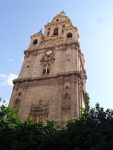travel and talk murcia photograph,emma gray travel writing,travel spain,travel europe,travel murcia,santa maria cathedral murcia photograph