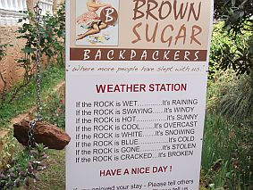 Travel and Talk Brown Sugar Backpackers Johannesburg Photograph