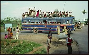 Travel and Talk Wayward Bus Photograph India