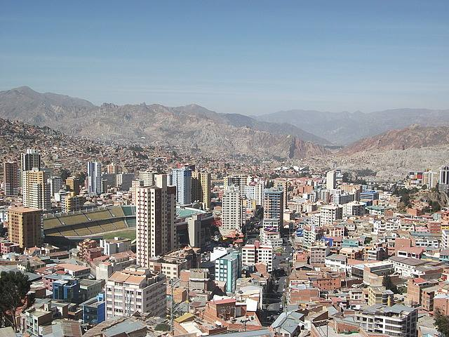 travel and talk la paz photograph,travel bolivia,travel south america,matt thomas travel writing, el alto