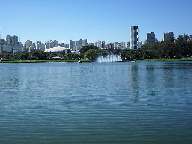ibropuera park travel and talk photograph,travel sao paolo,travel writing matt thomas,photograph sao paolo,travel brazil