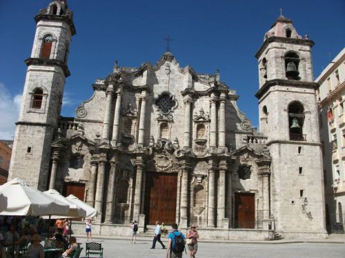 travel and talk catedral havana photograph,havana photograph,travel cuba,cuba photograph
