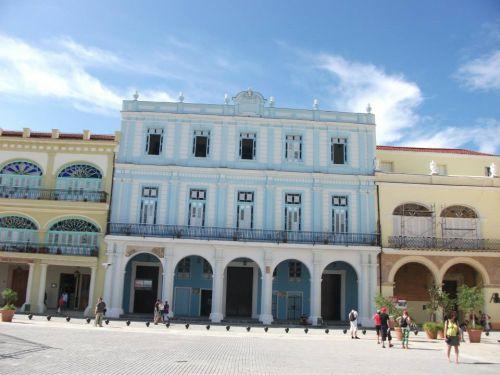 plaza vieja travel and talk photograph,havana photograph,cuba photograph