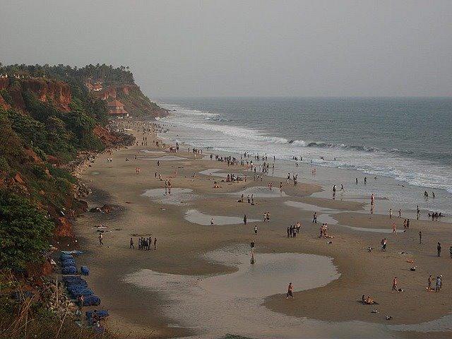 varkala travel and talk photograph,travel india,travel writing matt thomas, india photograph,travel varkala