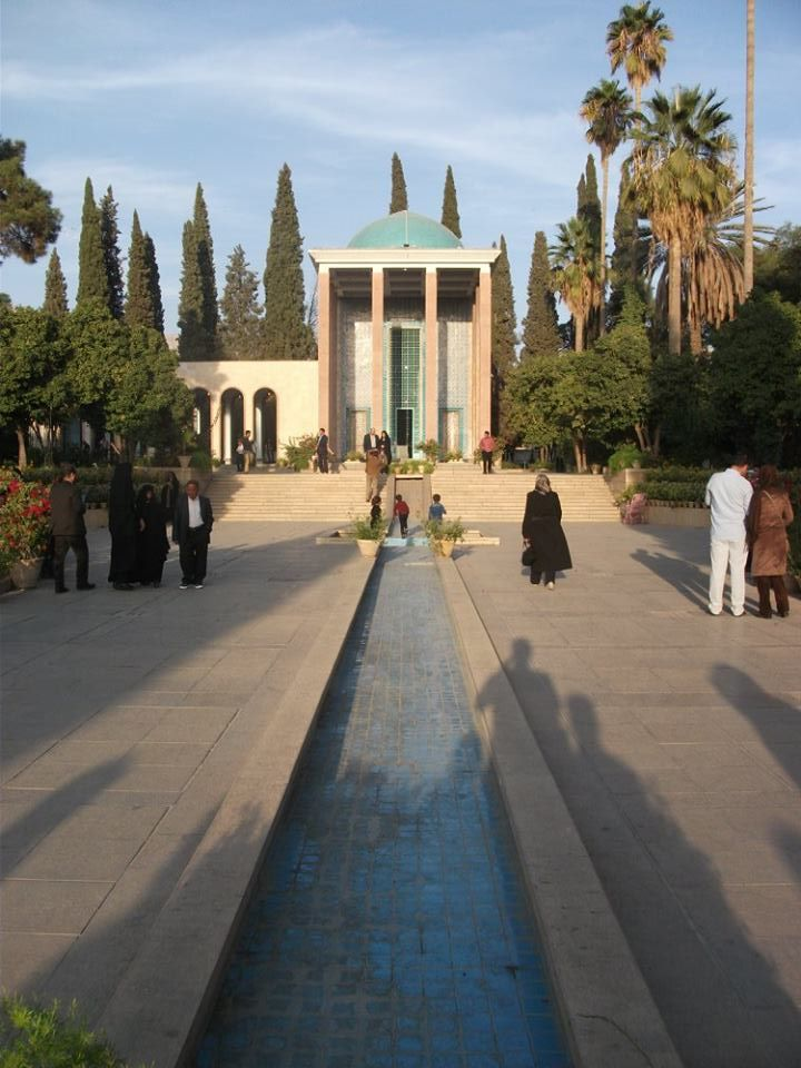 travel and talk saadi shrine photograph,travel shiraz,travel ira,travel writing matt thomas,saadi,travel iran,shiraz photograph