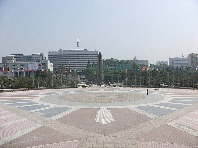 seoul war memorial museum travel and talk photograph,travel south korea,travel seoul,travel writing matt thomas,travel asia.
