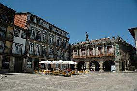 guimaraes main square photograph,guimaraes portugal,travel portugal,travel europe,travel guimaraes portugal,flights guimaraes.