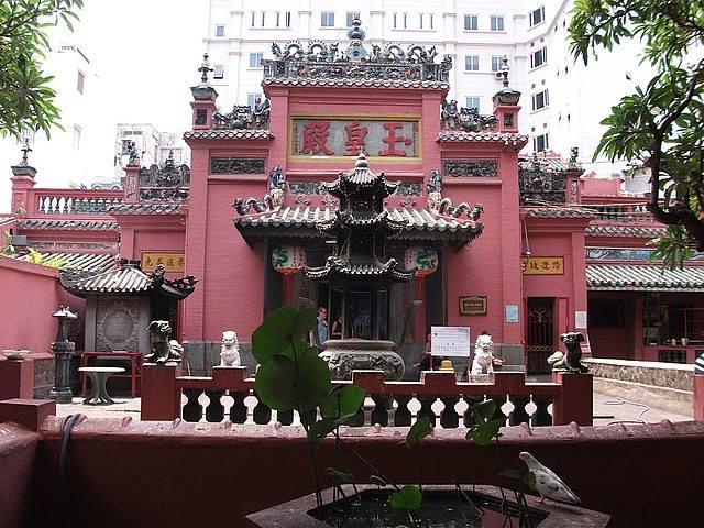 jade emperor pagoda ho chi minh city photograph,travel and talk vietnam,travel vietnam,halong bay,travel hanoi,travel sapa,matt thomas travel writing,travel south-east asia