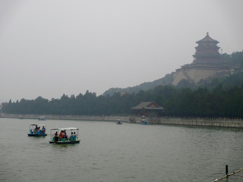 beijing photo,china photo,beijing expo park,chris brauer writing,travel china,travel beijing,beijing heat,china heat,beijing river photo