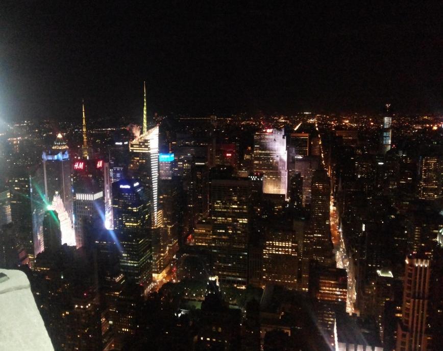 travel and talk new york skyline photograph,new york photograph,manhattan photograph,new york skyline